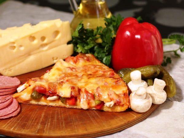 Пицца ингредиенты в Новороссийске
