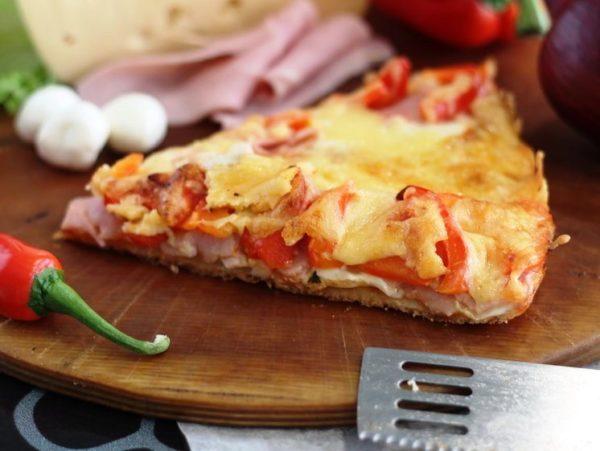 Доставка пиццы в Новороссийске